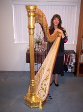 Laurie Galster The Gold Harp