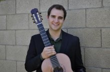 Brendan Lake Classical Guitarist