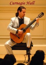Dr Costa Carnegie Hall Classical Guitarist