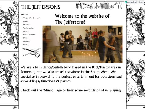 The Jeffersons Barn Dance Celidh Band
