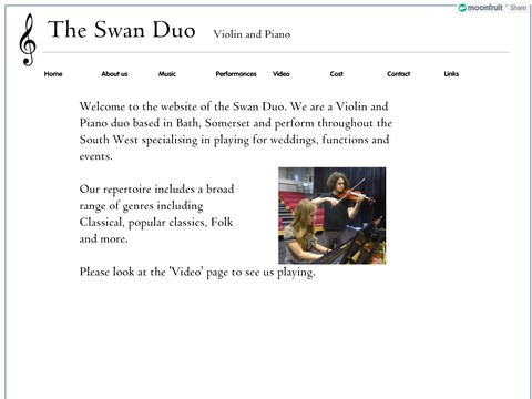The Swan Duo