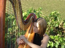 Lauren C Sharkey Harpist