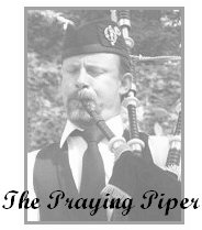 The Praying Piper