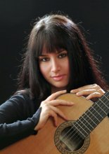 Monica Cremona Classical Guitarist