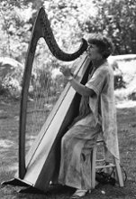 Polly Mahoney Celtic Harp
