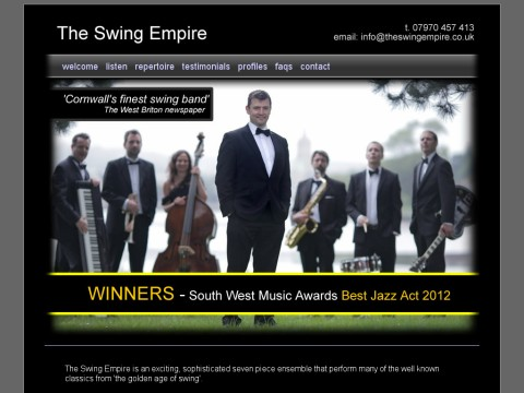 The Swing Empire