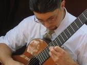 Scott Daggett Classical Guitarist