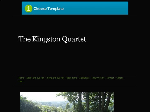 The Kingston String Quartet