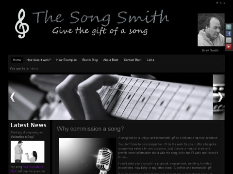 the songsmith