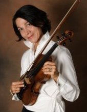 Laurie VodnoyWright violinist
