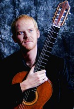Dr Jimmy Moore Classical Guitarist