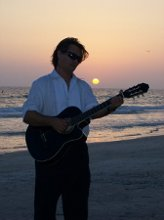 Paul Skye Music Wedding Guitarist