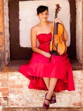 Marscia Luissa Martinez Wedding Violinist and Violist