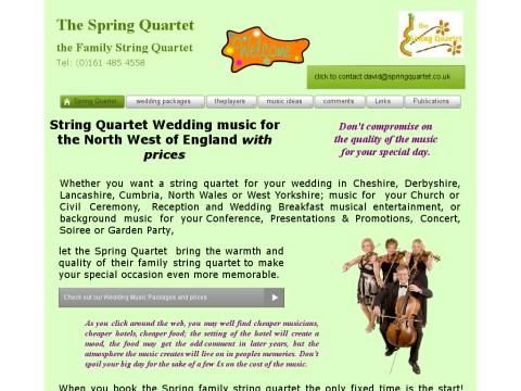 the Spring Quartet