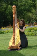 Devon and Jeff Haupt Harpists