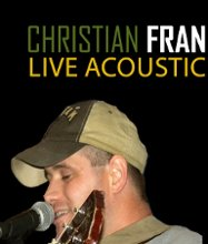 Christian Franklin Live Acoustic