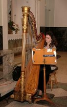 Harp Music by Judy Seghers