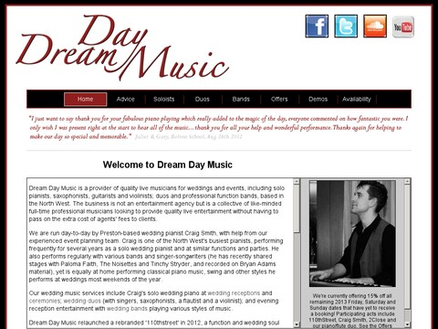 Dream Day Music