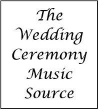 The Wedding Ceremony Music Source