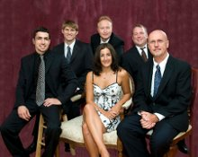 Boston and Cape Cod MA Wedding Reception Music PhreshAct Band