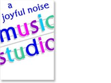A Joyful Noise Music Studio