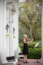 Wedding Violinist Maura Kropke