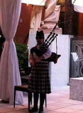 Alexandria Professional Bagpiper AFM Local 349