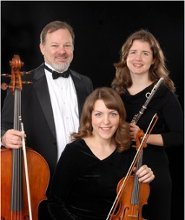 The Kelsh Trio Flute Violin and Cello