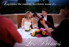 Los Primos Romantic and Festive Wedding Music