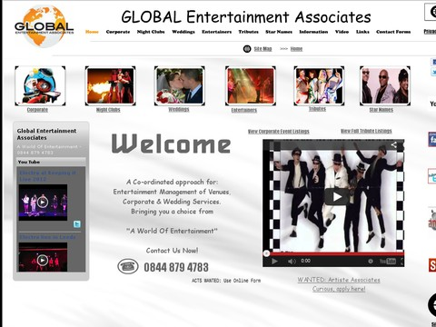 Global Entertainment Associates