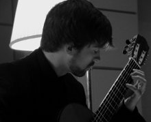 Nick Doak Classical Guitarist