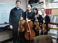 Optimis String Quartet