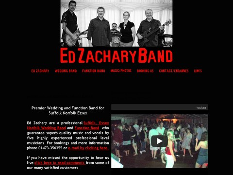 Ed Zachary Band
