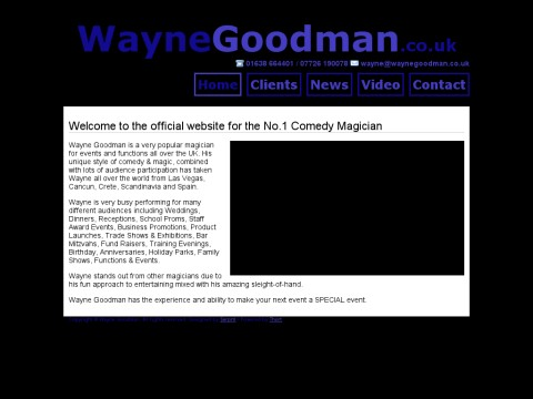 Wayne Goodman Entertainments