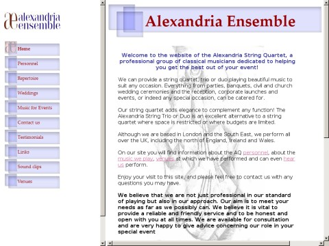 Alexandria Ensemble