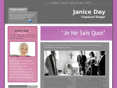 Janice Day Wedding Singer