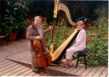 A Harp and A Cello