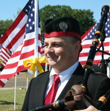 Richard Kean Music Bagpipes