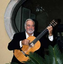 Terry Muska Classical Guitarist