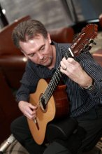 Stacy Arnold Classical Guitarist