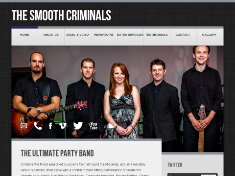 The Smooth Criminals