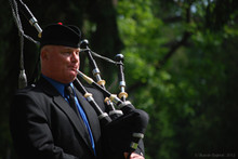 The Bagpipe Guy