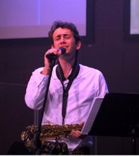 Christian Music Saxophone Flute Piano Vocals