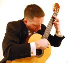 Christopher Rude Classical Guitar