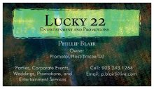 Lucky 22 Entertainment and Promotions