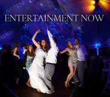 Entertainment Now DJs and Decor Up Lighting