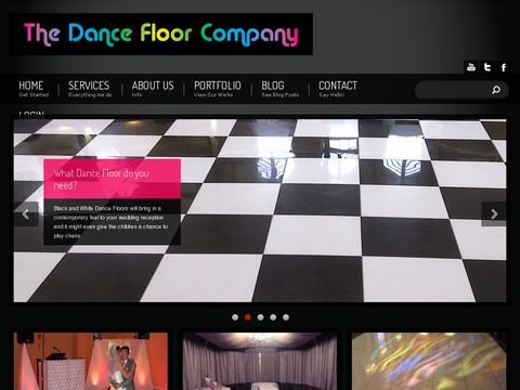 The Dance Floor Company