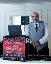 Evan Nine Wedding DJ Officant and Wedding Photographer 888 987 3826