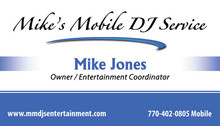 Mikes Mobile DJ Service