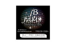 jB JAMS Entertainment and Events